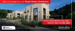 Kredi Hipotekare Royal Green Residence